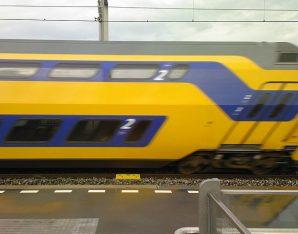 D66 Noordoostpolder zet zich in voor een spoorverbinding.